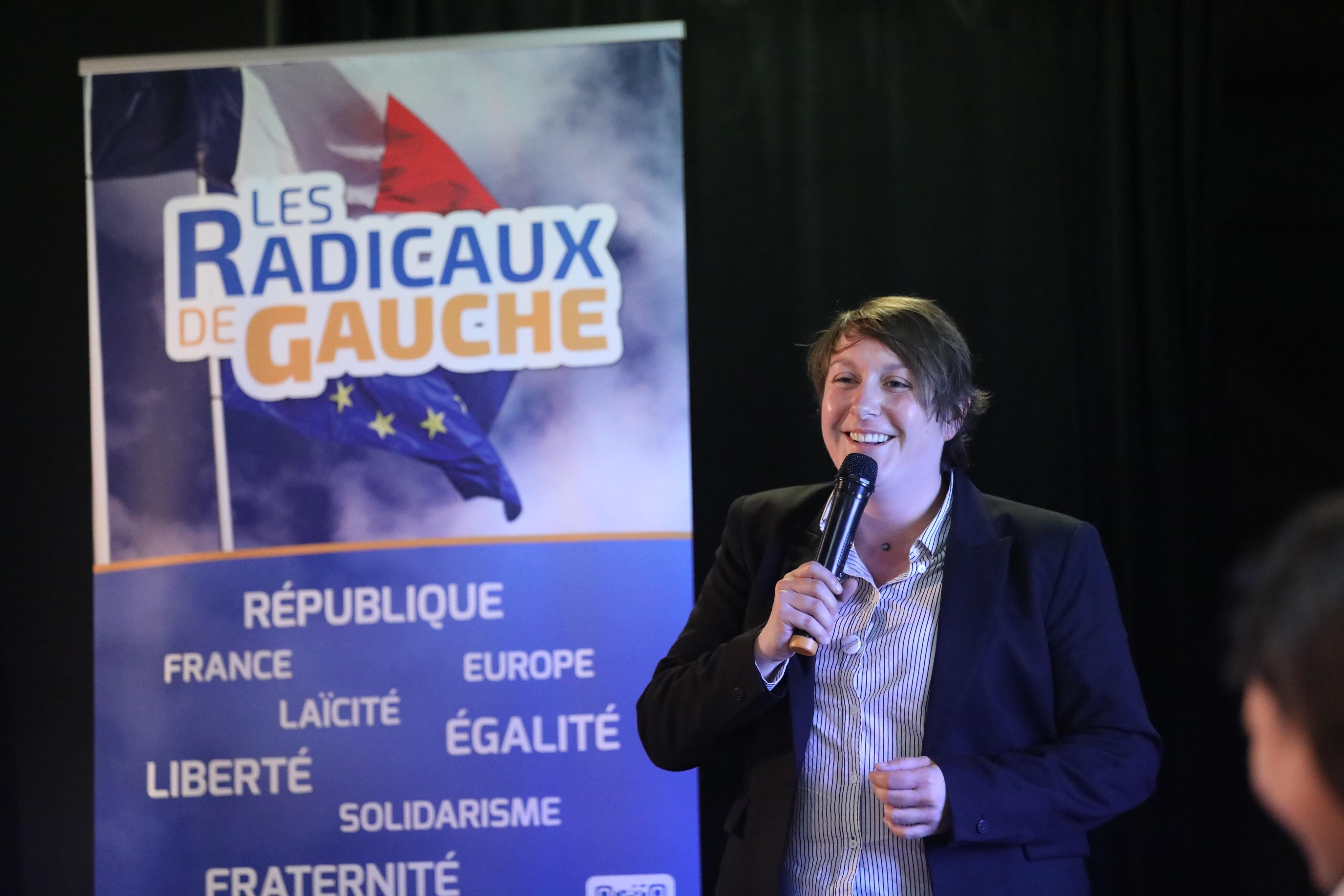 9 juin deuxièmes rencontres militantes Mélanie RAPHAËL-BÉTHUNE