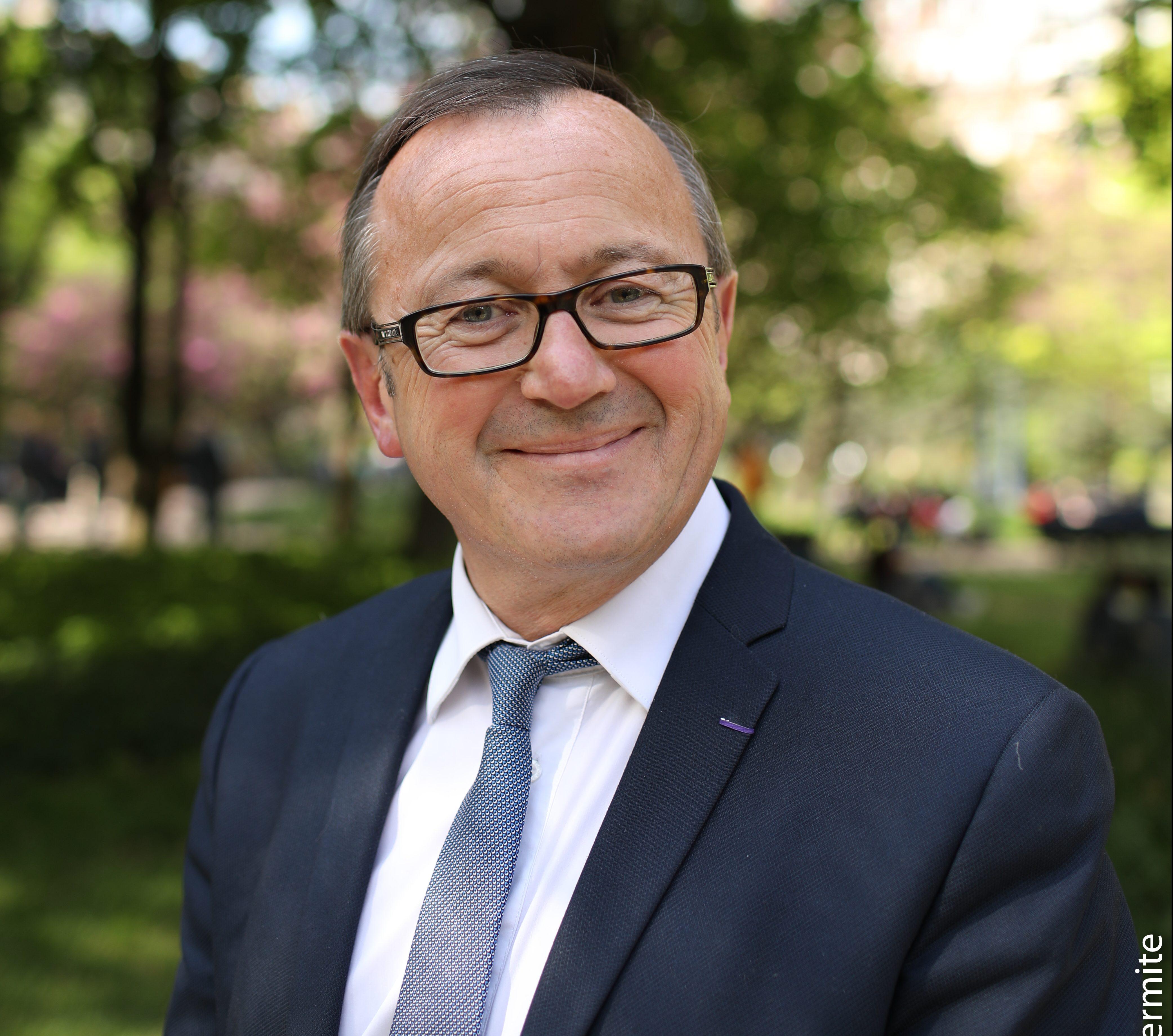 Stéphane Saint-André, mai 2019