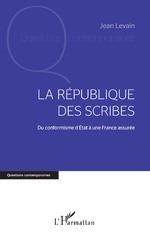 la république des scribes Jean Levain