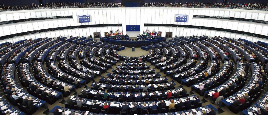 l'humanité, parlement européen
