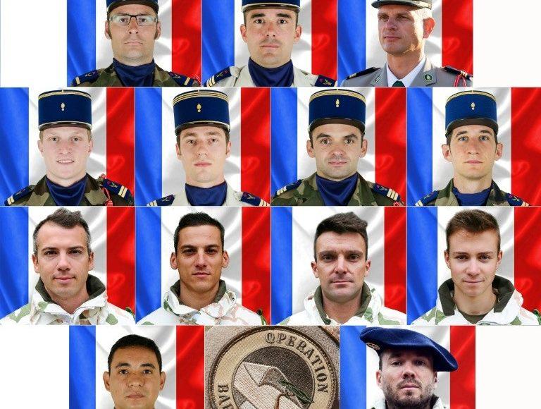 13 soldats français tués au Sahel