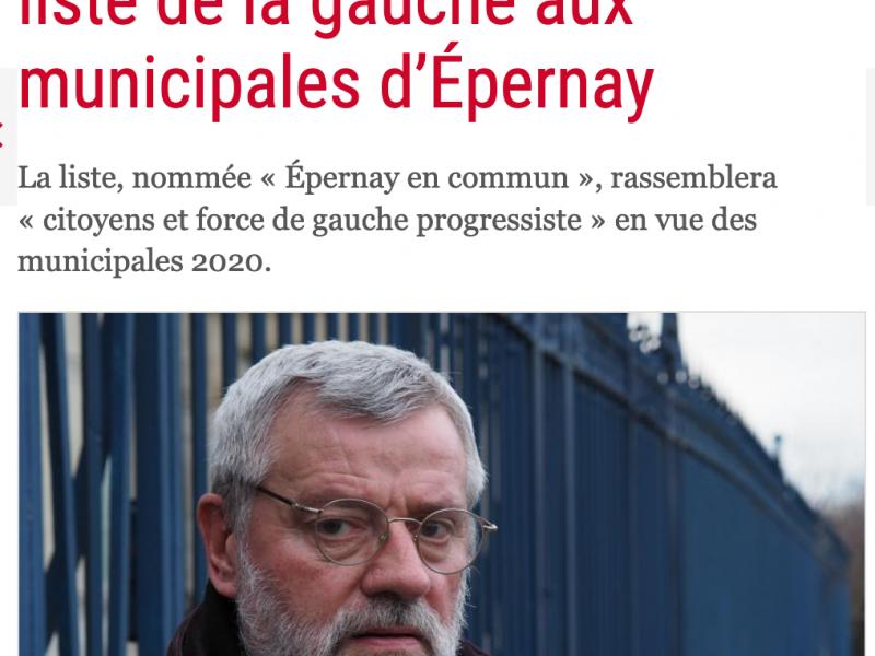 Epernay, Jean-Paul Angers
