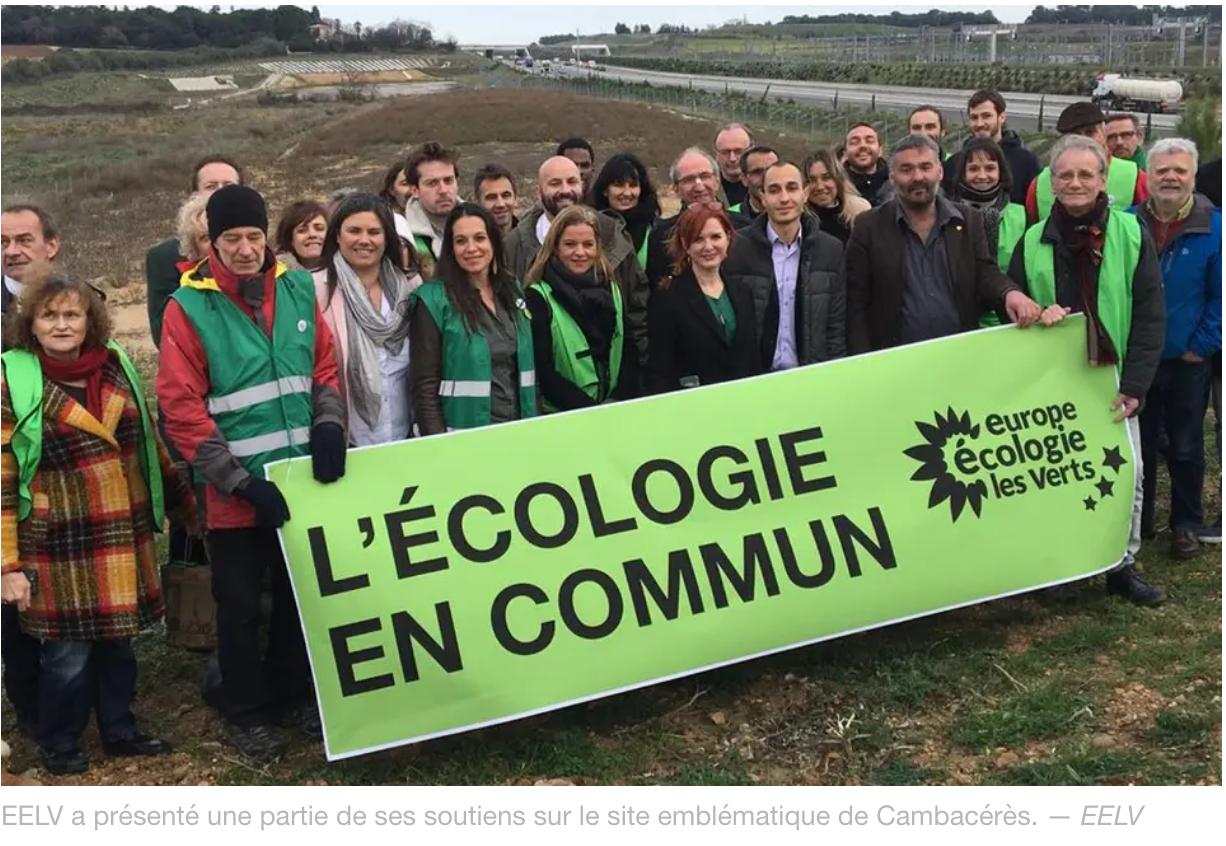 Montpellier, l'écologie en commun