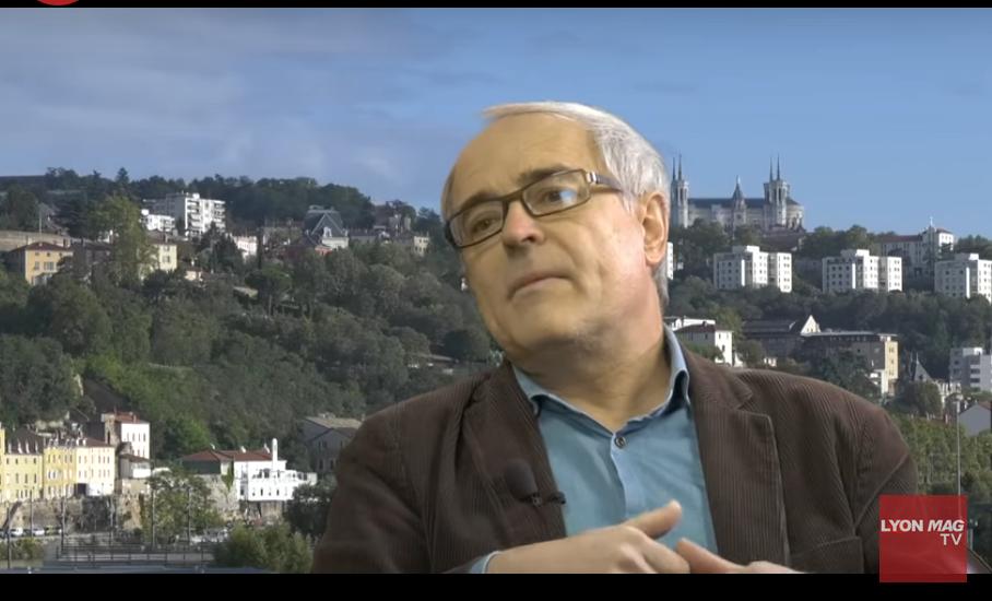 Gilles Thévenon, Lyon Mag