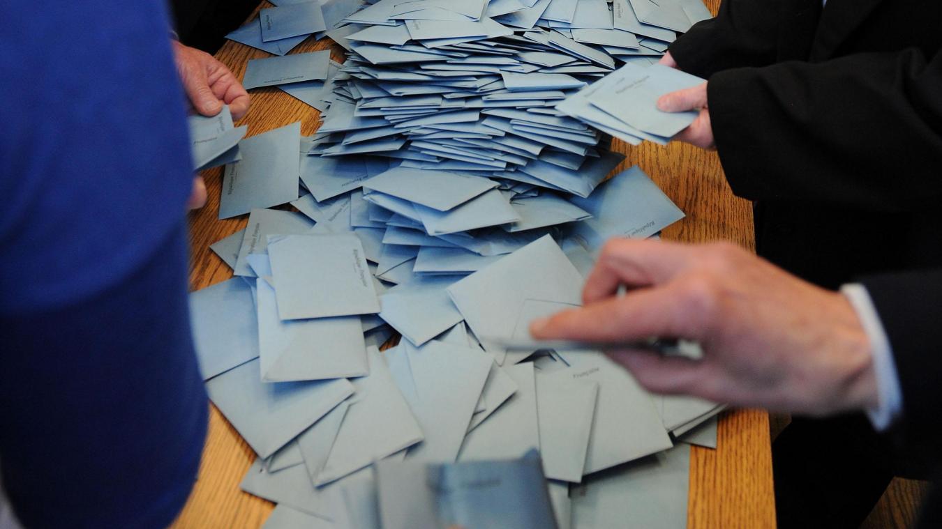 la voix du nord, vote dépuillement